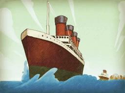 Professeur Layton et l'appel du spectre : Solution de l'énigme 016 : Ohé du bateau