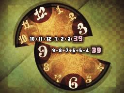 Professeur Layton et l'appel du spectre : Solution de l'énigme 023 : Débris matheux