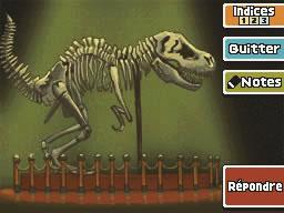 Professeur Layton et l'appel du spectre : Enigme 060 : Dans ces os-là