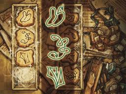 Professeur Layton et l'appel du spectre : Solution de l'énigme 066 : Tri runique