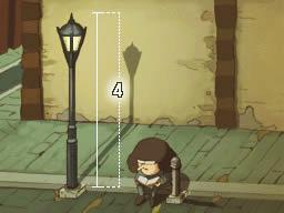 Professeur Layton et l'appel du spectre : Solution de l'énigme 069 : Une part d'ombre