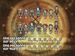 Professeur Layton et l'appel du spectre : Solution de l'énigme 076 : Le bon placement