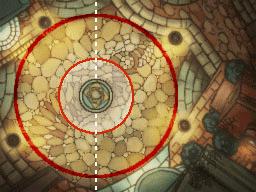 Professeur Layton et la Boite de Pandore : Solution énigme 60 : En place !