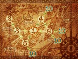 Professeur Layton et la Boite de Pandore : Solution énigme 65 : Carte au trésor