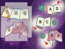 Professeur Layton et la Boite de Pandore : Solution énigme 69 : Menu complet