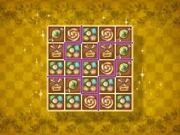 Professeur Layton et la Boite de Pandore : Solution énigme 75 : Bonbons pour cinq