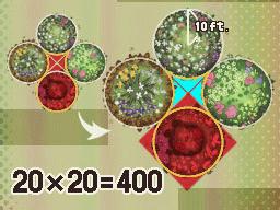 Professeur Layton et la Boite de Pandore : Solution énigme 89 : Flower Power