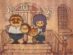 Professeur Layton et la Boite de Pandore : Solution énigme 93 : Devinez mon âge ?