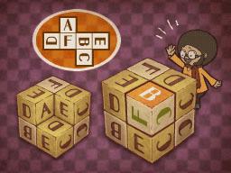 Professeur Layton et la Boite de Pandore : Solution énigme 94 : Fantasticubique