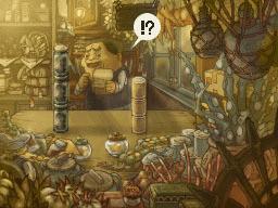 Professeur Layton et la Boite de Pandore : Enigme 98 : Remue-mélanges 1