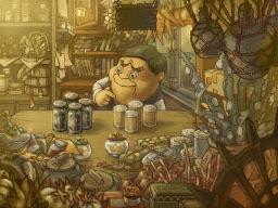 Professeur Layton et la Boite de Pandore : Enigme 99 : Remue-mélanges 2