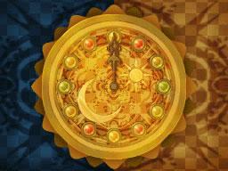 Professeur Layton et le Destin perdu : Enigme 8 : Solution de l'étrange horloge