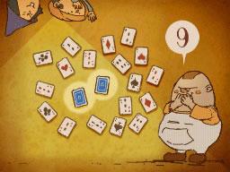 Professeur Layton et le Destin perdu : Solution de l'énigme 31 : Une partie mémorable