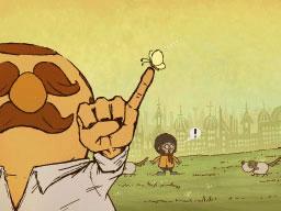 Professeur Layton et le Destin perdu : Solution de l'énigme 63 : Du bout des doigts