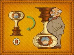 Professeur Layton et le Destin perdu : Solution de l'énigme 66 : Vase protéiforme
