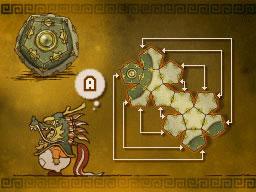 Professeur Layton et le Destin perdu : Solution de l'énigme 90 : Les yeux du dragon