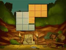 Professeur Layton et le Destin perdu : Solution de l'énigme 92 : La planque