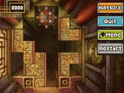 Professeur Layton et le Destin perdu : Enigme 94 : La porte du dragon