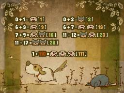 Professeur Layton et le Destin perdu : Solution de l'énigme 108 : Chiens et chats