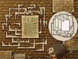 Professeur Layton et le Destin perdu : Solution de l'énigme 132 : Vestiges calendaires