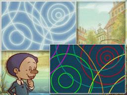 Professeur Layton et le Destin perdu : Solution de l'énigme 140 : Des ronds dans l'eau