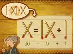 Professeur Layton et le Destin perdu : Solution de l'énigme 148 : A bout de soufre