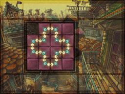 Professeur Layton et le Destin perdu : Solution de l'énigme 165 : Collier de perles